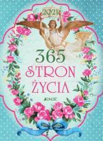 365 stron życia Kalendarz na 2021 - Kalendarz na 2021, oprac. Hubert Wołącewicz