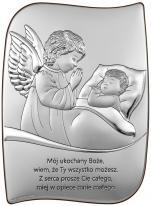 Aniołek nad dzieciątkiem 6726/2X - 6726/2X,