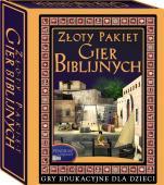 Złoty pakiet gier biblijnych pendrive - Pendrive,