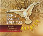 Veni, Sancte Spiritus! czerwony - Pamiątka sakramentu bierzmowania, Urszula Haśkiewicz