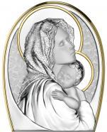 Madonna z Dzieciątkiem złocona AE0202/2 - AE0202/2,