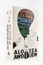 Opowiem ci kawał + Pigułki rozweselające + Śmiechowirus  - Komplet 3 książek, Alosza Awdiejew