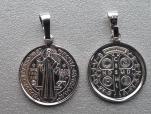 Medalik św. Benedykt MM72 mały - MM72,