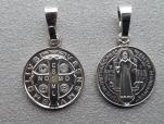 Medalik św. Benedykt MM71 bardzo mały - MM71,