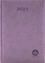 Terminarz WAM fioletowy 2021 - 2021,