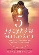 5 języków miłości / wyd. II - Tajemnica miłości na całe życie, Gary Chapman