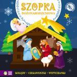 Szopka Bożonarodzeniowa Kolędy, ciekawostki, wypychanki - Kolędy, ciekawostki, wypychanki, Ewelina Kolk