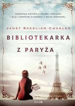 Bibliotekarka z Paryża - , Janet Skeslien Charles