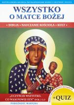 Wszystko o Matce Bożej - Biblia, nauczanie Kościoła, kult, ks. Jacek Molka