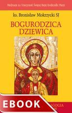 Bogurodzica Dziewica  - Medytacje na Uroczystość Świętej Bożej Rodzicielki Maryi. Rok A, B, C, Bronisław Mokrzycki SJ