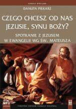 Czego chcesz od nas Jezusie, Synu Boży? - Spotkanie z Jezusem w Ewangelii wg św. Mateusza, Danuta Piekarz