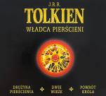 Władca pierścieni CD - , J.R.R. Tolkien