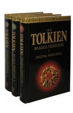 Władca pierścieni Tom 1-3 - Tom 1-3, J.R.R. Tolkien
