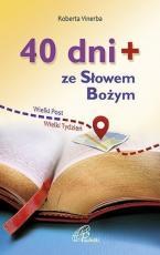 40 dni+ ze Słowem Bożym - Wielki Post, Wielki Tydzień, Roberta Vinerba