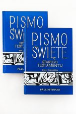 Pismo Święte Starego i Nowego Testamentu Tom 1-5 - Tom 1-5,