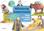 Miłosierny Samarytanin Teatr na małej scenie - Figurki i scenografia, Praca zbiorowa